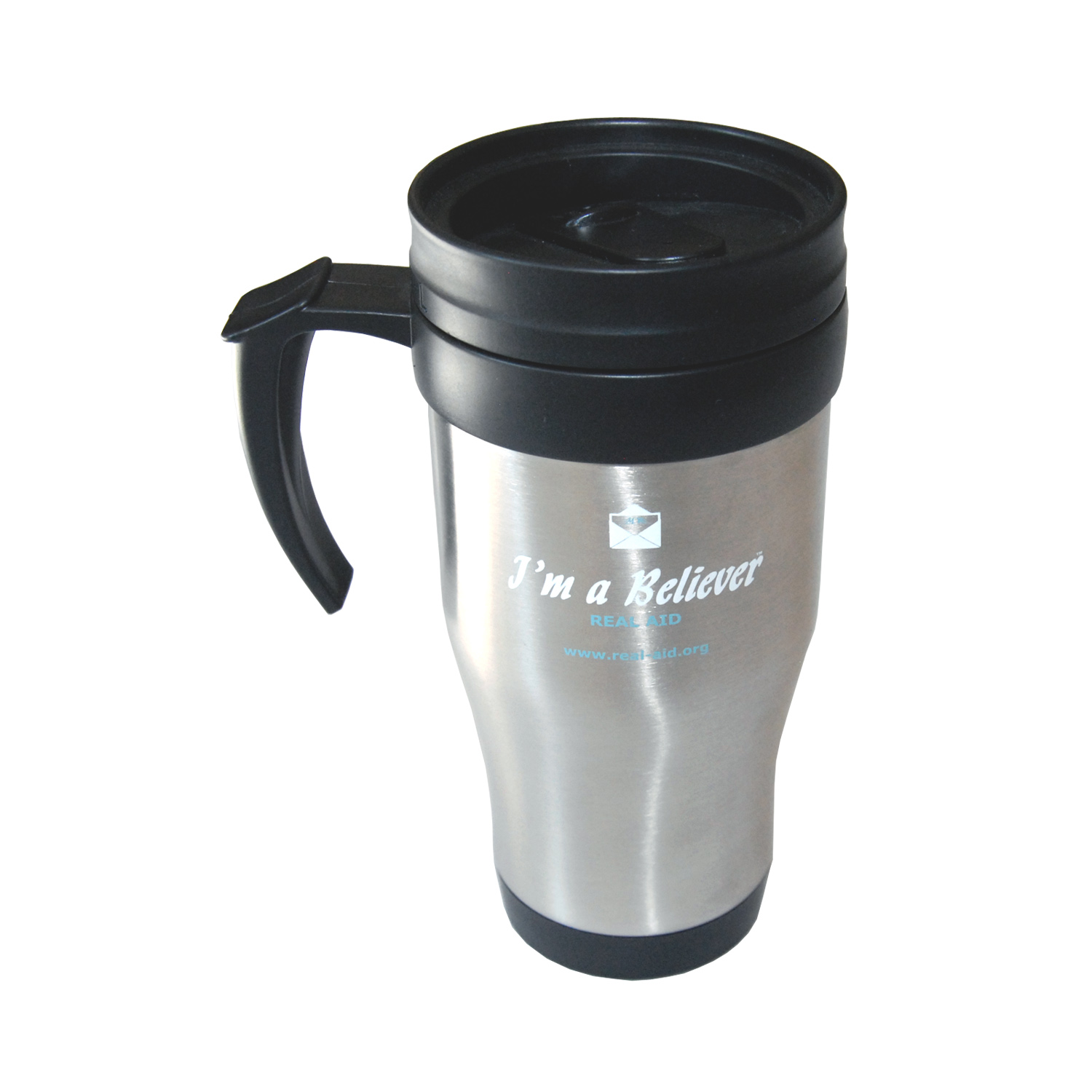 I'm a Believer' Thermal Travel Mug